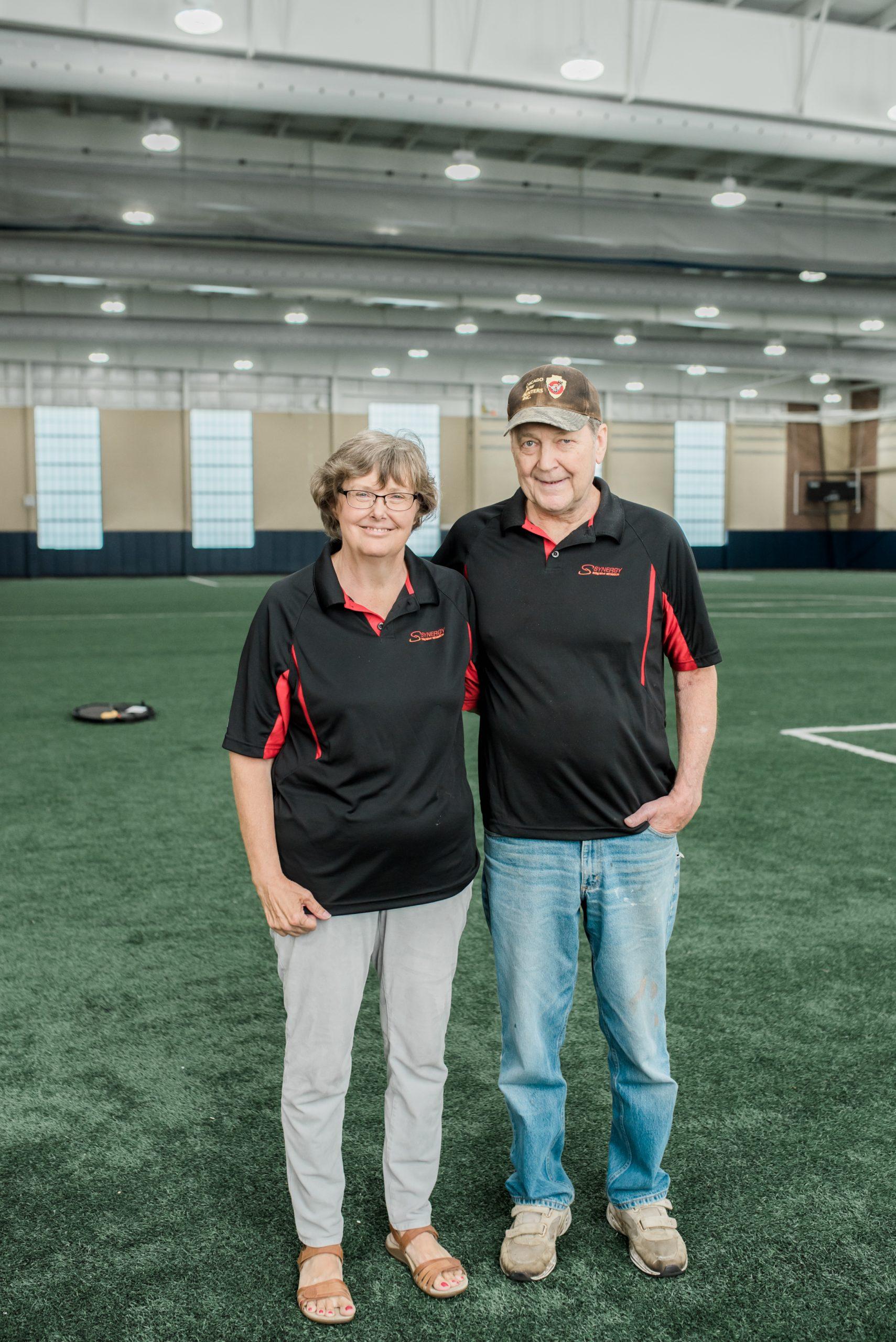 Sue & Mike Filipiak