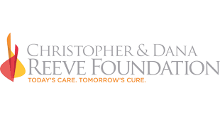 Christopher and Dana Reeve Foundation Logo LINKED